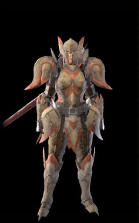 Jyura Layered Armor Set (Hunter)