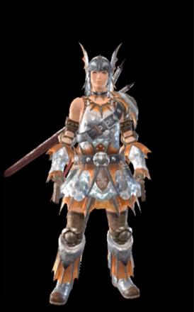 Vaik Layered Armor Set (Hunter)