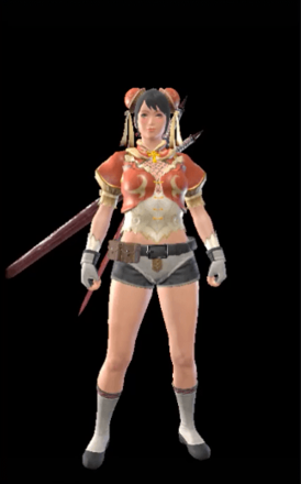 Chaos Layered Armor Set (Hunter)