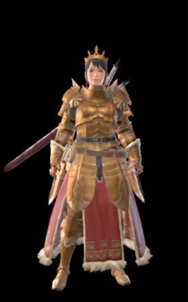 Ingot Layered Armor Set (Hunter)