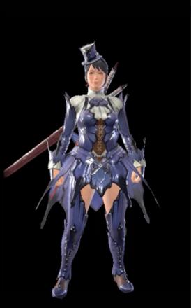 Bnahabra Layered Armor Set (Hunter)