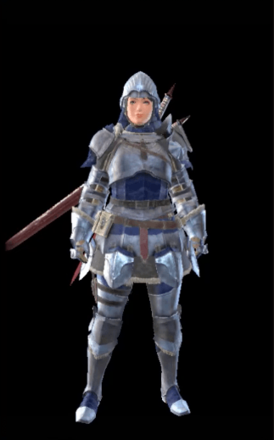 Alloy Layered Armor Set (Hunter)