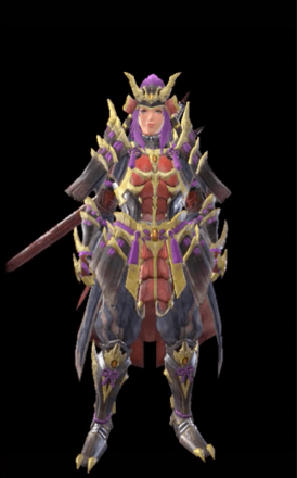 Sinister Layered Armor Set (Hunter)