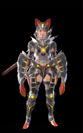 Almudron Layered Armor Set (Hunter)