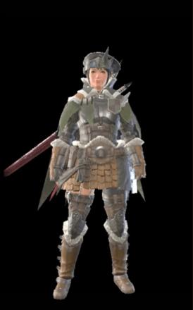 Hunter Layered Armor Set (Hunter)