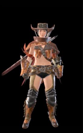 Wroggi Layered Armor Set (Hunter)