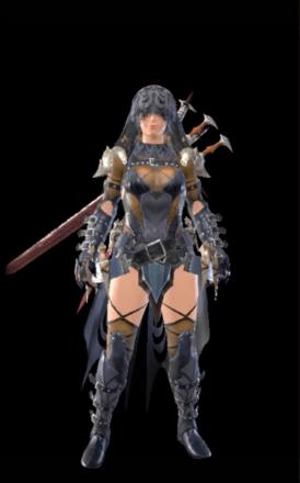 Skalda / Spio Layered Armor Set (Hunter)