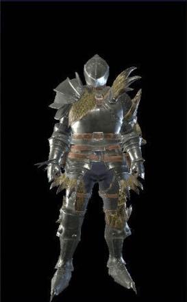 Rathian Layered Armor Set (Hunter)