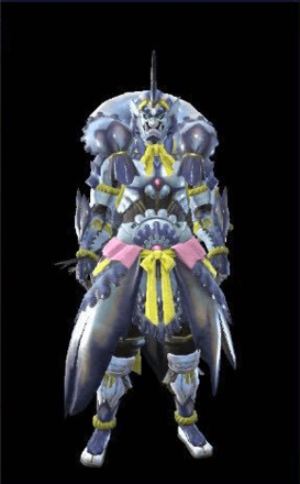 Ibushi Layered Armor Set (Hunter)