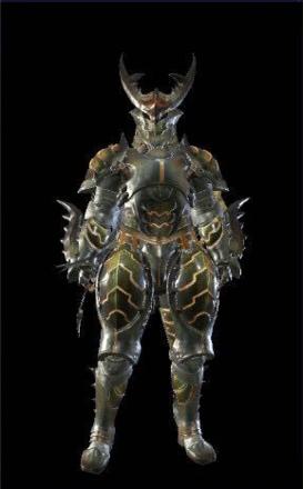 Aelucanth / Rhopessa Layered Armor Set (Hunter)