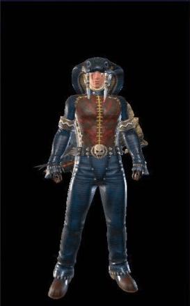 Remobra Layered Armor Set (Hunter)