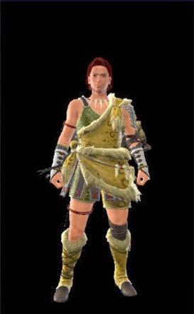Droth Layered Armor Set (Hunter)