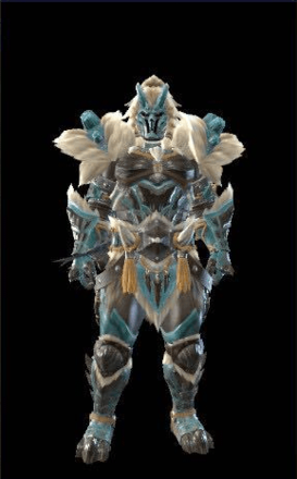 Goss Harag Layered Armor Set (Hunter)