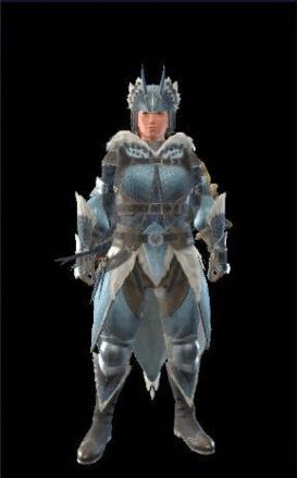 Kadachi Layered Armor Set (Hunter)