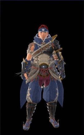 Kamura Layered Armor Set (Hunter)