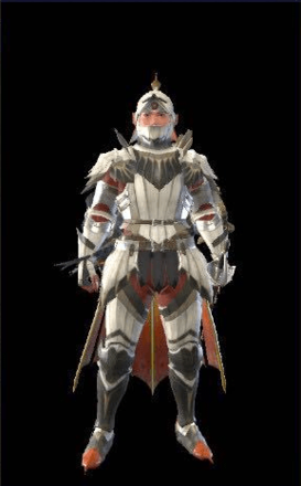Aknosom Layered Armor Set (Hunter)