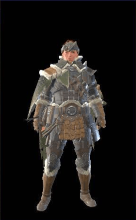 Hunter Layered Armor Set (Hunter)