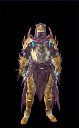 Somnacanth Layered Armor Set (Hunter)