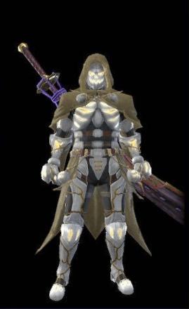 Mosgharl Layered Armor Set (Hunter)