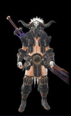 Dober Layered Armor Set (Hunter)