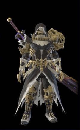 Death Stench Layered Armor Set (Hunter)