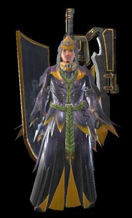 Edel Layered Armor Set (Hunter)
