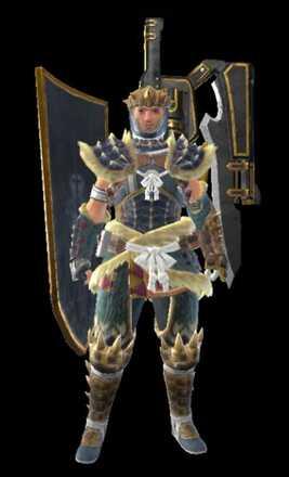 Arzuros Layered Armor Set (Hunter)