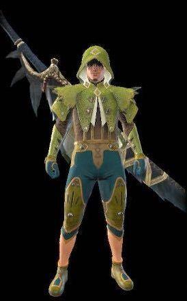 Slagtoth Layered Armor Set (Hunter)
