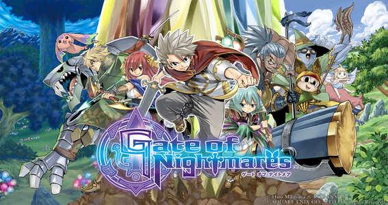 真島ヒロ氏とスクウェア・エニックスによる完全新作RPG『Gate of Nightmares(ゲート オブ ナイトメア)』発表!