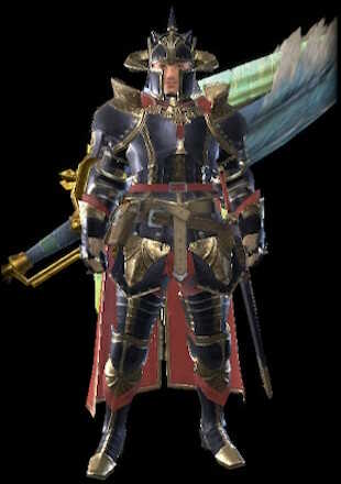 Damascus Layered Armor Set (Hunter)