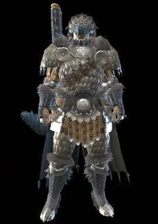 Bazel Layered Armor Set (Hunter)