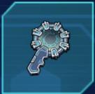 無色のゲートキー