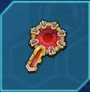 赤のゲートキー