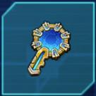 青のゲートキー