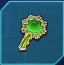 緑のゲートキー