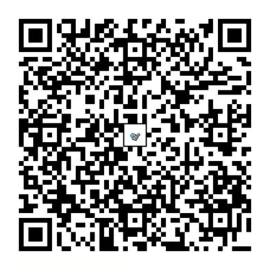 ゼニガメのQRコードの画像