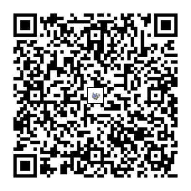 カメールのQRコードの画像