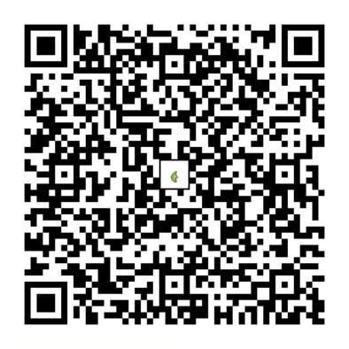 トランセルのQRコードの画像
