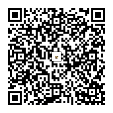 ポッポのQRコードの画像