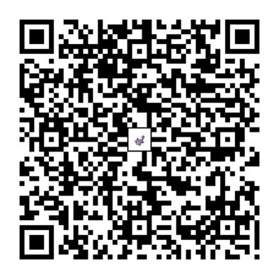 コラッタのQRコードの画像