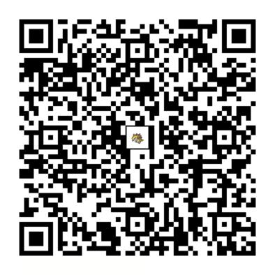 サンドパンのQRコードの画像