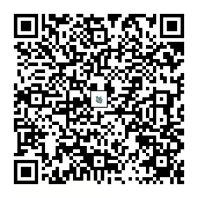 ニドリーナのQRコードの画像
