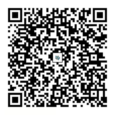 ニドクインのQRコードの画像