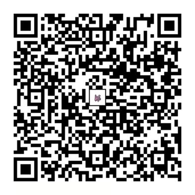 ニドリーノのQRコードの画像