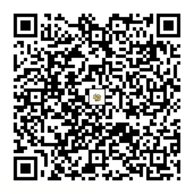 キュウコンのQRコードの画像
