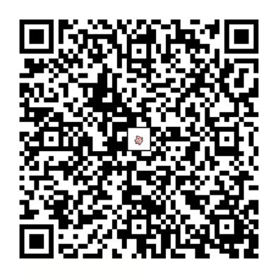 プリンのQRコードの画像