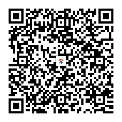 ラフレシアのQRコードの画像