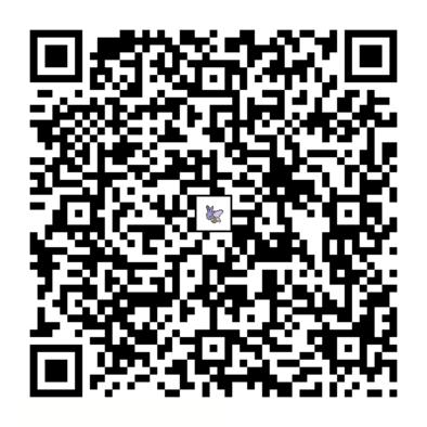モルフォンのQRコードの画像