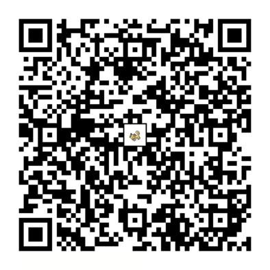 ペルシアンのQRコードの画像