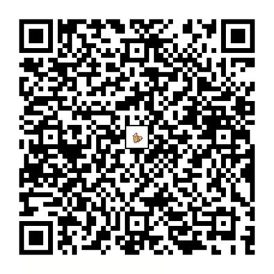 ガーディのQRコードの画像